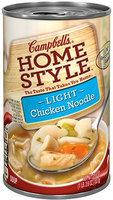 Campbell's® Homestyle Light Chicken Noodle Soup