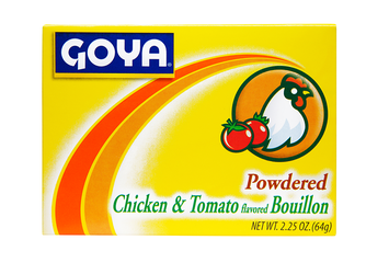 Goya® Powdered Chicken and Tomato Bouillon
