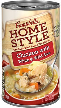 Campbell's® Homestyle Chicken with White & Wild Rice Soup