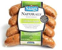 Saag's Naturals Chicken Apple Sausage