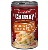 Campbell's Chunky Soup Pub-Style Chicken Pot Pie