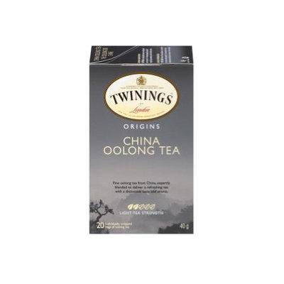 TWININGS® OF London China Oolong Tea Bags