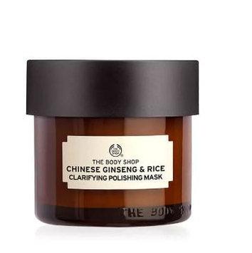 THE BODY SHOP® Chinese Ginseng and Rice Clarifying Polishing Mask