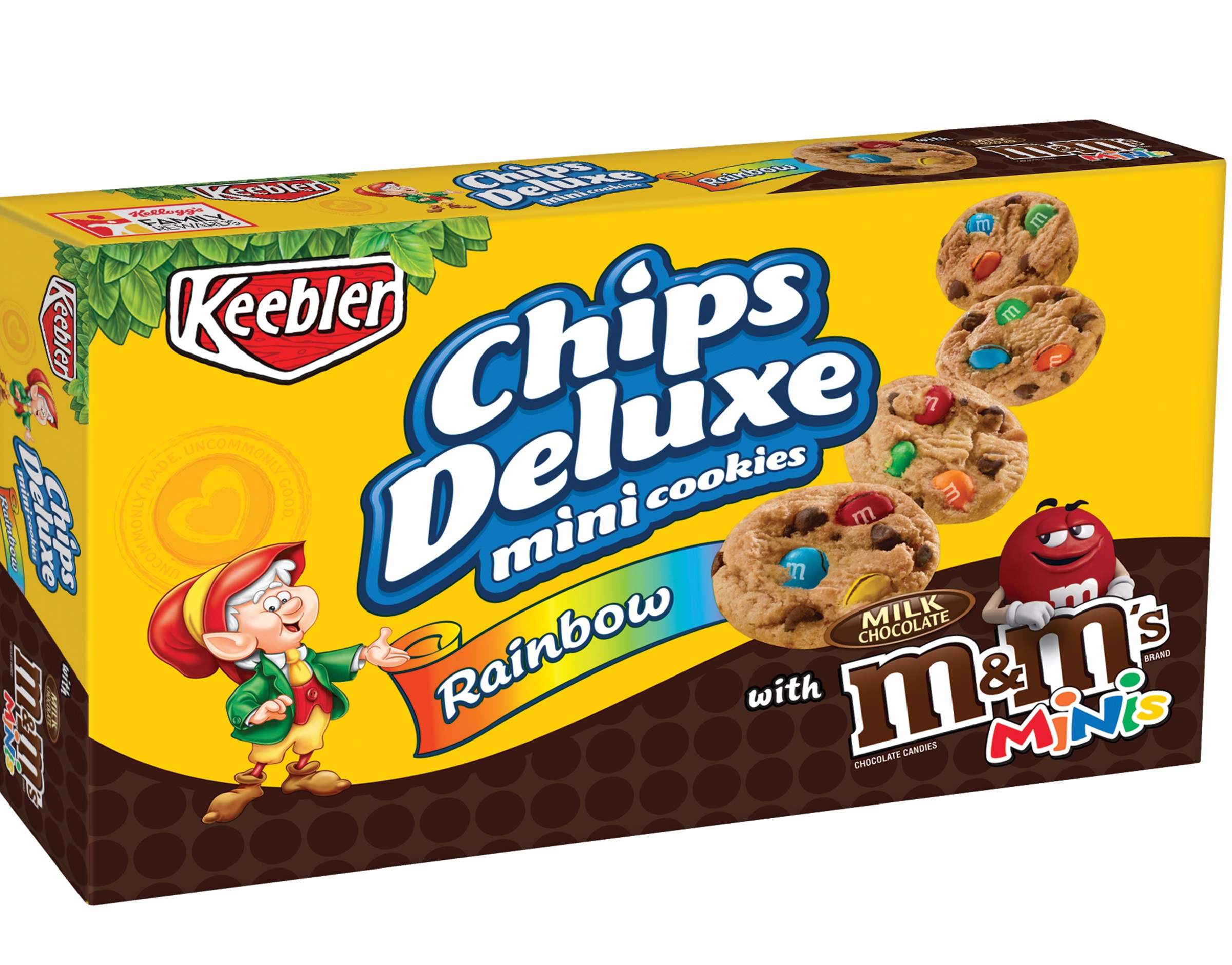 Keebler Chips Deluxe Rainbow Mini Cookies