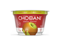 Chobani® Limited-Edition Caramel Apple Blended