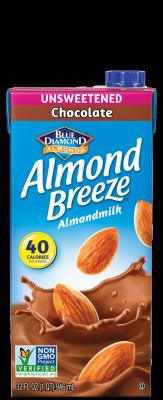 Almond Breeze® Almondmilk Unsweetened Chocolate
