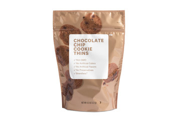 BRANDLESS™ Chocolate Chip Cookie Thins