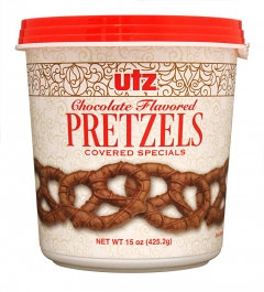 Utz Chocolate Pretzels