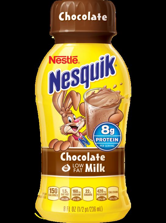 Nestlé Nesquik® Chocolate Low Fat Milk