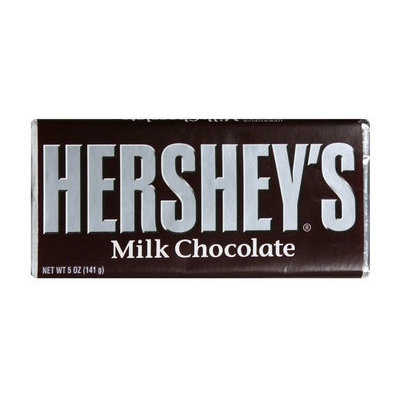 Hershey's Chocolate Milk Chocolate Bar