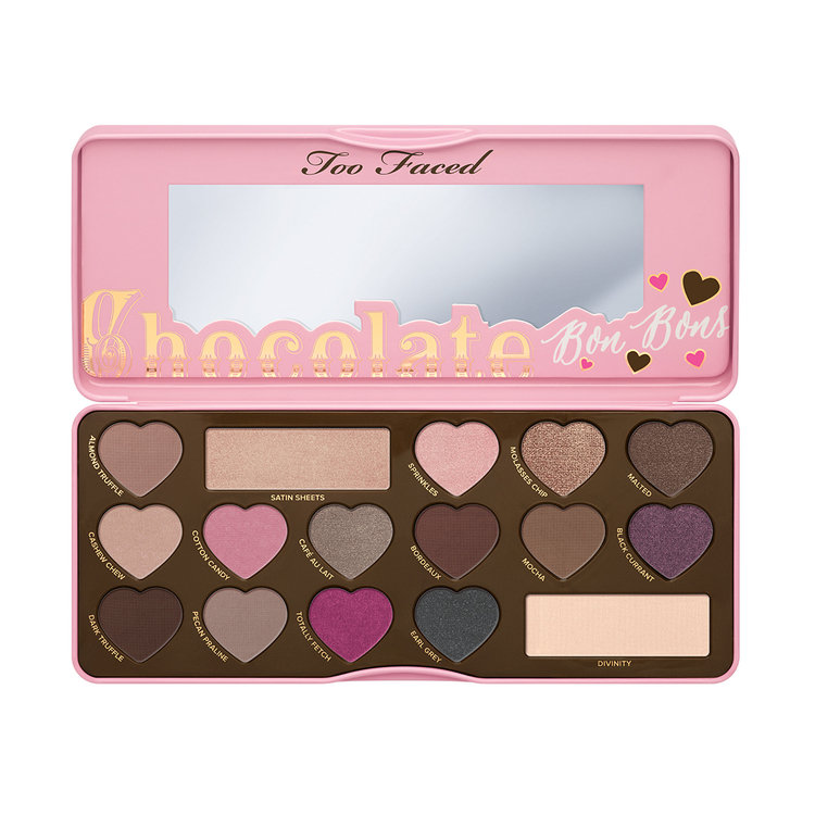 Slide: Too Faced Chocolate Bon Bons Eyeshadow Palette