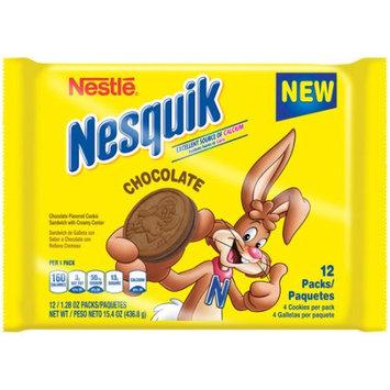 Nesquik® Chocolate Cookie Sandwich