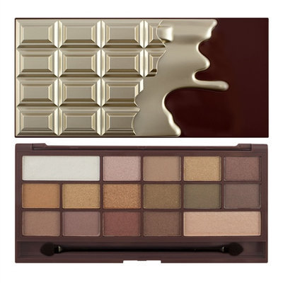 Makeup Revolution I Heart Chocolate Golden Bar Eyeshadow Palette