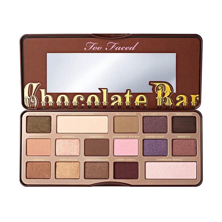 Slide: Too Faced Chocolate Bar Eyeshadow Palette