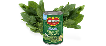 Del Monte® Chopped Spinach