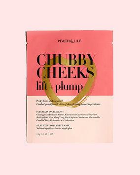Peach & Lily Chubby Cheeks Sheet Mask