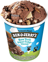 Ben & Jerry's® New York Super Fudge Chunk Ice Cream