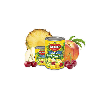 Del Monte® Chunky Mixed Fruit - Lite
