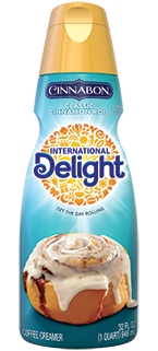 International Delight Cinnabon® Classic Cinnamon Roll Creamer
