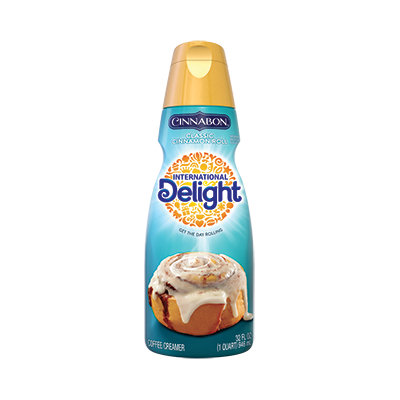 International Delight Cinnabon® Classic Cinnamon Roll Creamer