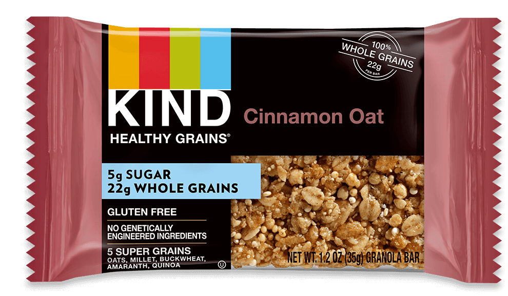 KIND® Cinnamon Oat Granola Bars