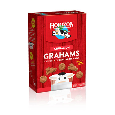 Horizon Cinnamon Snack Grahams