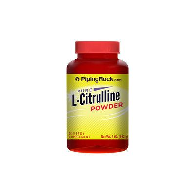 Piping Rock Citrulline Pure Powder 5 oz (142 g)