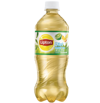Lipton® Diet Green Tea with Citrus