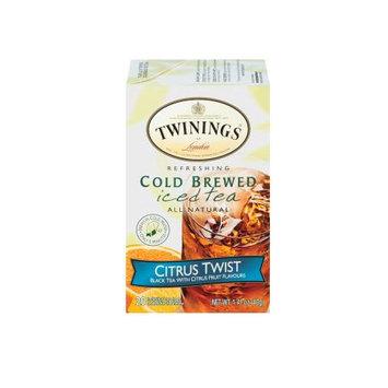 TWININGS® OF London Citrus Twist Cold Brewed Iced Tea