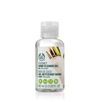 THE BODY SHOP® Coconut Hand Cleanse Gel