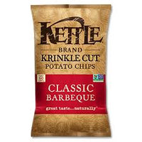 Kettle  Brand® Classic Barbeque Krinkle Cut Potato Chips
