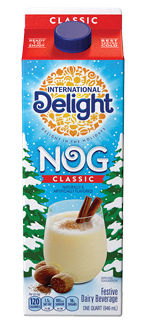International Delight Classic Nog Festive Dairy Beverage