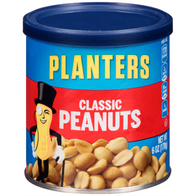 Planters Classic Peanuts Can