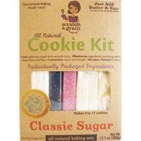 Scratch & Grain 12.7 oz. Classic Sugar Cookie Kit Case Of 12