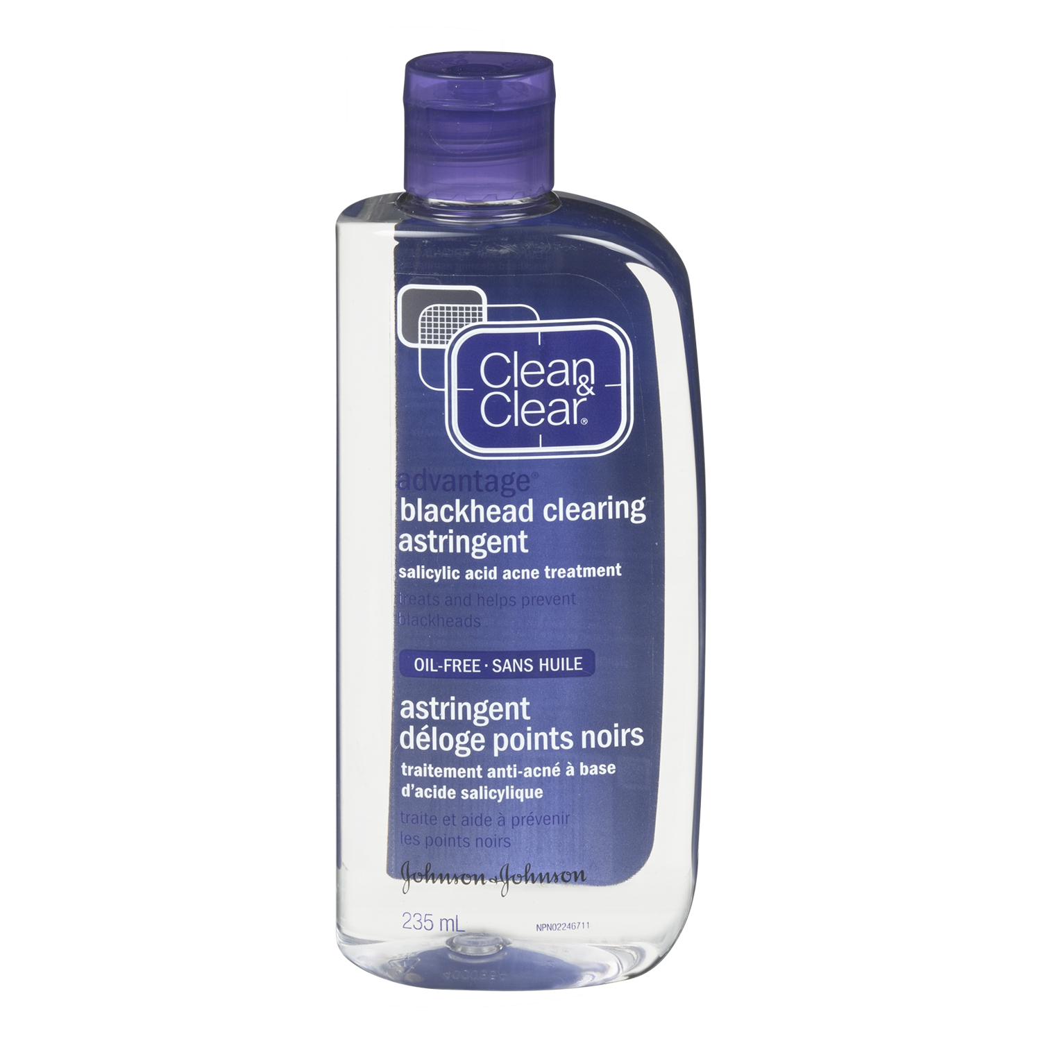 Clean & Clear Blackhead Clearing Astringent, Oil-Free