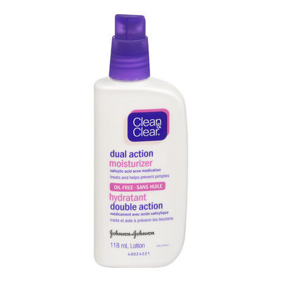 Clean & Clear Dual Action Moisturizer