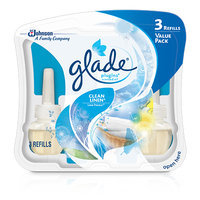 Clean Linen Glade PlugIns Scented Oil