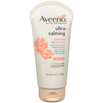 Aveeno® Active Naturals Ultra-Calming Hydrating Gel Cleanser