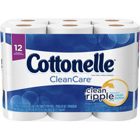 Cottonelle® CleanCare® Toilet Paper