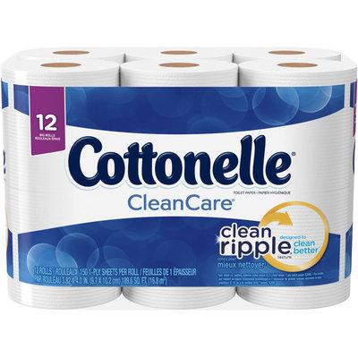Cottonelle® CleanCare® Toilet Paper
