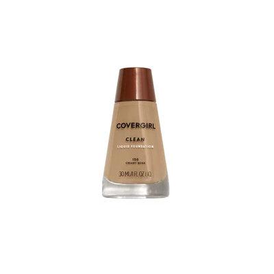 COVERGIRL Clean Liquid Makeup