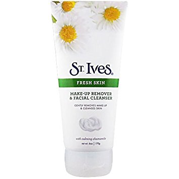 St. Ives Fresh Skin Makeup Remover & Facial Cleanser