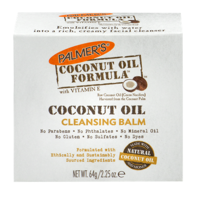 Palmer's Coconut Oil Formula Cleansing Balm