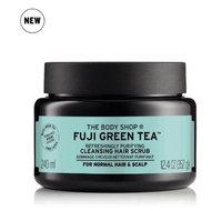 THE BODY SHOP® Fuji Green Tea™ Refreshingly Purifying Cleansing Hair Scrub