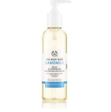 THE BODY SHOP® Camomile Silky Cleansing Oil