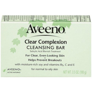 Aveeno® Clear Complexion Cleansing Bar