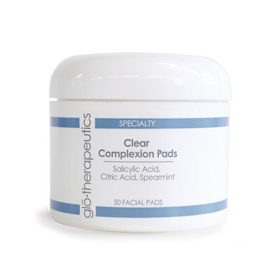 glotherapeutics glo Clear Complexion Pads 75ml/2.5oz