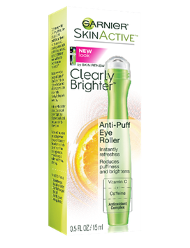 Garnier SkinActive Clearly Brighter Anti-Puff Eye Roller