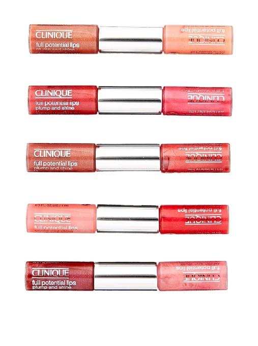 Clinique Full Potential Lips Mini Duo Collection Set