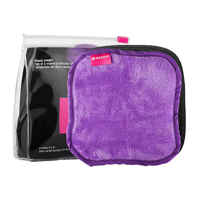 SEPHORA COLLECTION Black Magic Set of 2 Makeup Remover Cloths